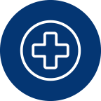 Healthcare solutions icon