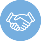 Vendor relations icon