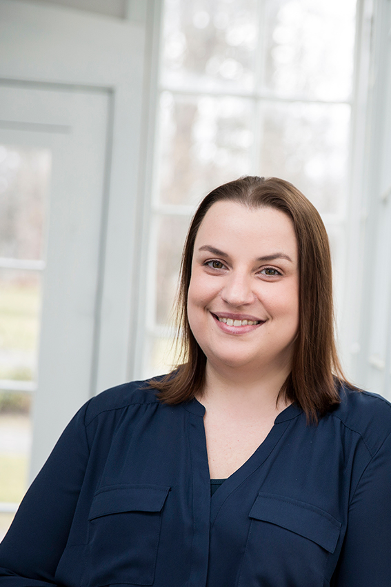 Stacey Taylor CREDS - Director of Client Services