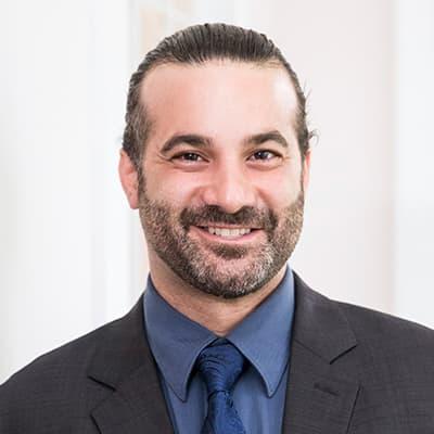 Joe Lipomi CREDS - COBRA Coordinator